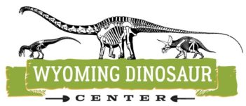 Wyoming Dinosaur Center Logo